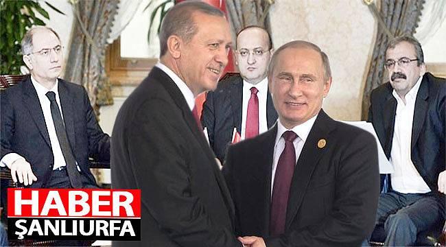 Yeni çözüm sürecimiz Putin katkılı...