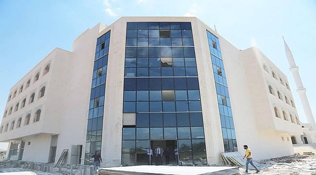 EYYÜBİYE BELEDİYESİNDEN 5 YILDIZLI OTEL KONFORUNDA MİSAFİRHANE