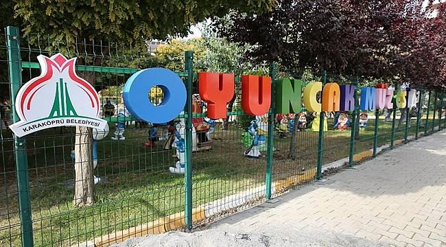 Şanlıurfa oyun ve oyuncak müzesi açılıyor