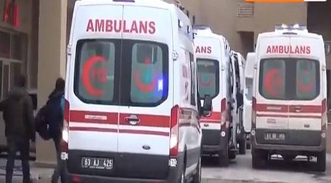 Viranşehir'de Öğrenci Servisi ile Otomobil Çarpıştı: 12 Yaralı