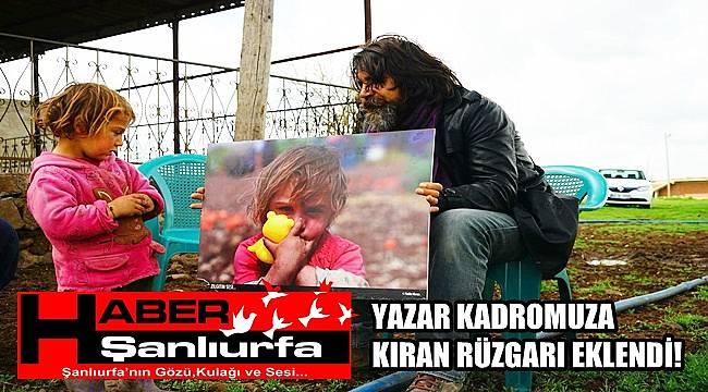 YAZAR KADROMUZA KIRAN RÜZGARI EKLENDİ!