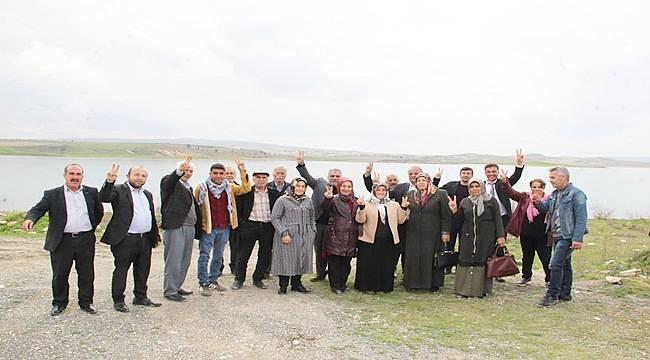 HDP Urfa'da çalışmalarına hız verdi