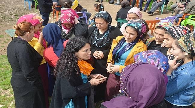 HDP Urfa'da Gece Gündüz Demeden Yerel Seçime Hazırlanıyor