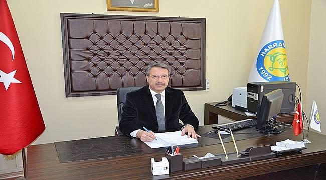 Harran Üniversitesi Rektör Yardımcılığına Oymak Atandı