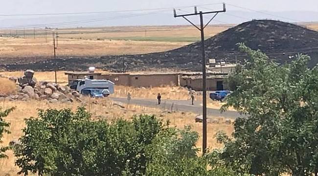 Siverek / 6 kişinin öldüğü Çeltik mahallesinde girişler asker kontrolüne alındı