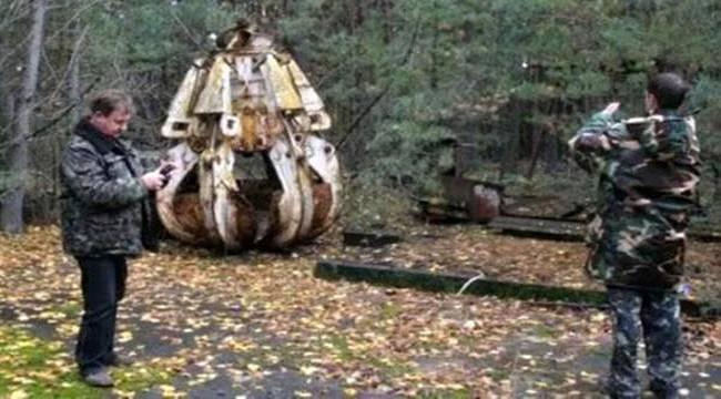 Ormanda bulundu Dokunanı öldürüyor