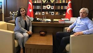 MHP'li Birol Gür BU FİTNE, MERAL AKŞENER'İN BOYNUNDA ÖLENE KADAR KALACAKTIR