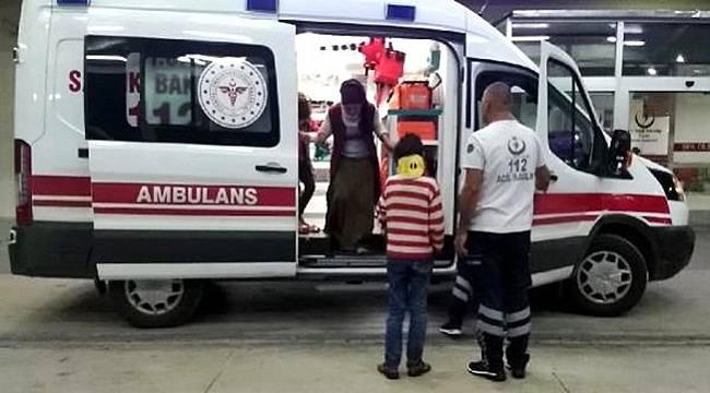 Şanlıurfa'lı Tarım İşçilerini Taşıyan Minibüs Devrildi: 8'i çocuk, 10 yaralı