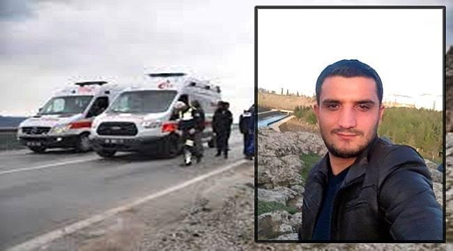 Viranşehir'de Otomobil Devrildi: 1 ölü, 1 yaralı