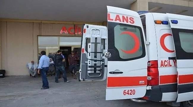 Viranşehir'de Trafik Kazası: 5 yaralı