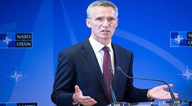 NATO'dan Operasyona İlişkin Açıklama