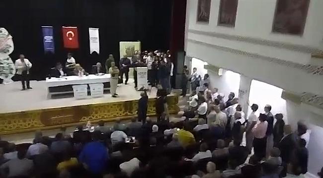 Şanlıurfa Kent Konseyi Seçiminde Gülebak Saldırıya uğradı