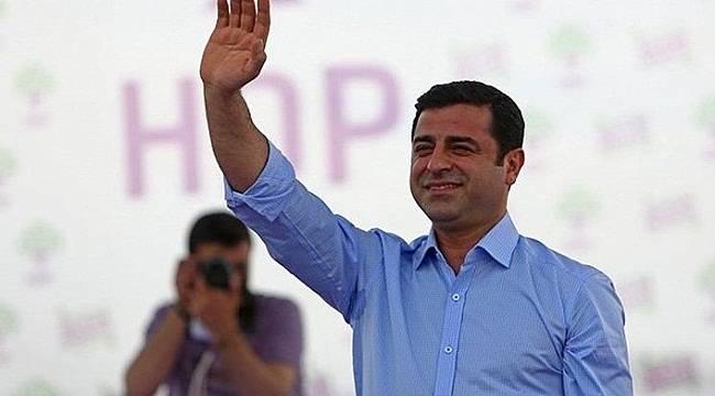 Demirtaş Viranşehir'deki Davadan Beraat Etti