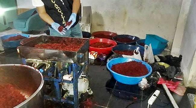 Şanlırfa'da Tütün Kaçakçılığı Operasyonu