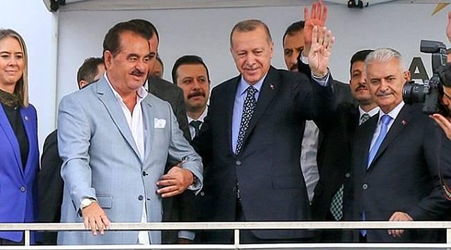 Tatlıses ,Erdoğan' la İlgili Anısını Paylaştı