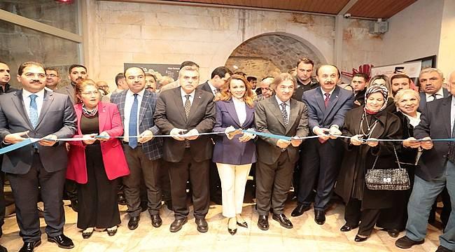 'ZAMANIN MİRASI FOTOĞRAF SERGİSİ' YOĞUN İLGİ GÖRDÜ