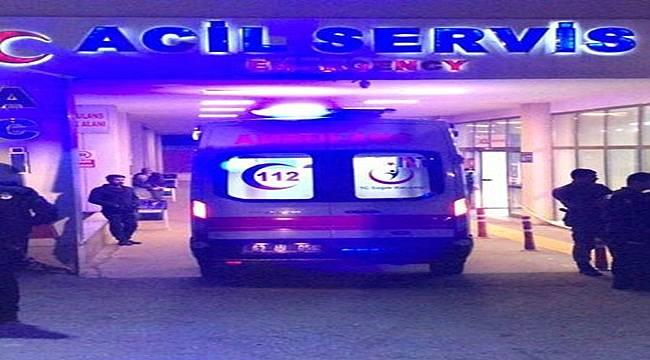 Suruç'ta Trafik Kazası : 4 Yaralı