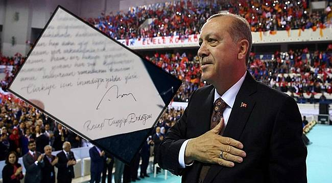 Erdoğan'dan AK PARTİ Teşkilatına Akraba Uyarısı