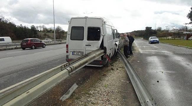 Şanlıurfa'da Trafik Kazası : 6 kişi yaralı