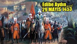 29 MAYIS 1453