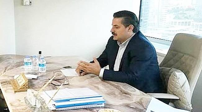 AK Parti İçine Sızmış Şer Güçler Faruk Çelik'i Urfa'ya Göndermiş