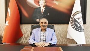 Hilvan Belediye Başkanı Bayık'ın Covid-19 Testi Pozitif Çıktı
