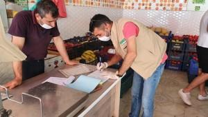 Şanlıurfa'da 23 bin kişiye 29 milyon lira ceza Yazıldı