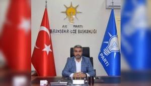 Viranşehir İlçe Başkanının Covid 19 Testi Pozitif Çıktı