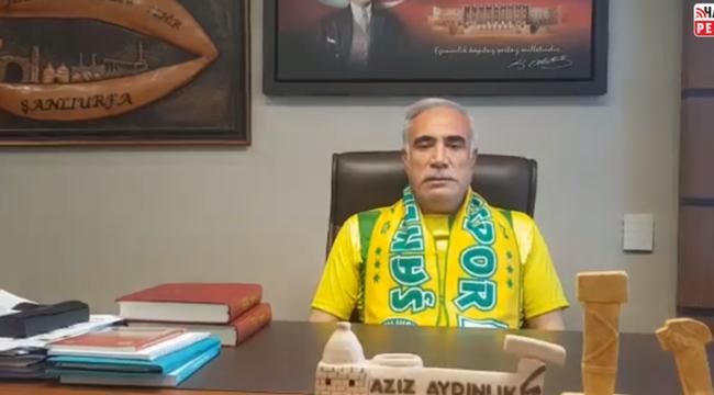 CHP'li Milletvekillinden Şanlıurfaspor'a Maddi Destek