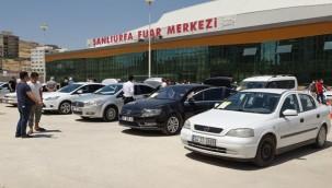 Şanlıurfa'nın En Büyük Açık Oto Pazarı Açıldı