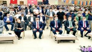 AK Parti Viranşehir'de Ali Tekin'le Yola Devam Dedi