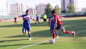 Karaköprü Belediyespor Silivrispor'u Ağırladı: 1-1