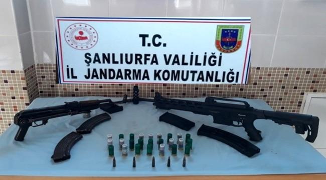 Şanlıurfa'da Silah Kaçakçılığı Operasyonu: 3 Tutuklu