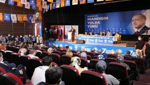 AK Parti Birecik İlçe Başkanı Vahap Aktar Güven Tazeledi