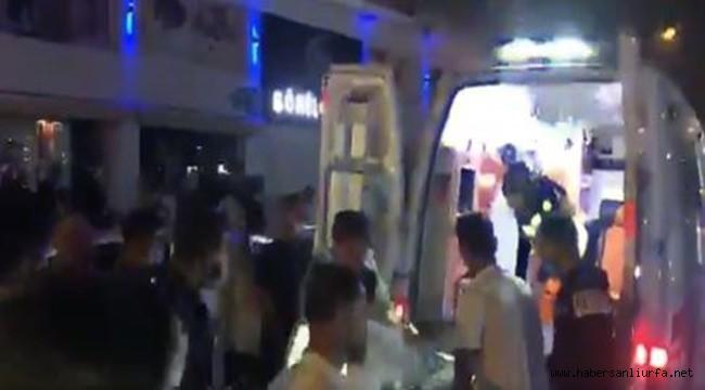 Haliliye'de Bıçaklı kavga: 2 Yaralı