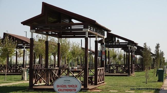 Şanlıurfa'da Akıllı Kamelya Şarj İstasyonları Kuruldu
