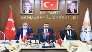 Yıldız ; Hızlı Tren Gaziantep'ten Sonra Şanlıurfa'mıza Gelecektir