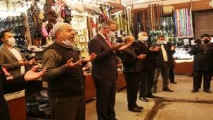 Başkan Kuş : Bereket Duasına Katıldı