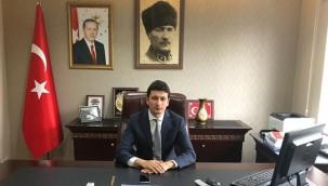 Bozova'nın Yeni Kaymakamı Akın Oruç Oldu