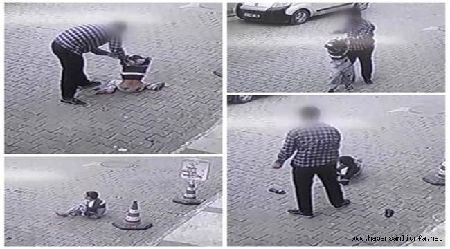 Şanlıurfa'da Çocuk Şiddeti Cezasız Kalmadı
