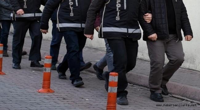 Şanlıurfa'da Terör Örgütü Operasyonu : 3 Tutuklu
