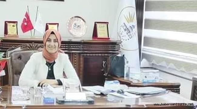 Ayşe Çakmak İlk Bayan Siverek Belediye Başkanı Olacak