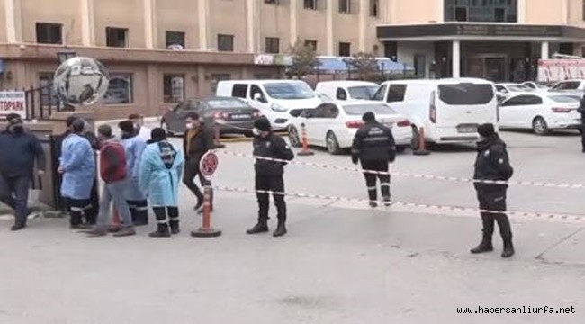 Gaziantep'de Özel Hastanenin Covid-19 yoğun Bakım Ünitesinde Patlama : 9 Ölü
