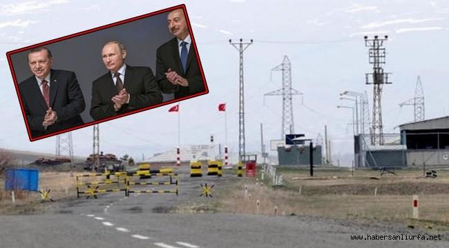 Türkiye ile Ermenistan Arasında Sınır Kapıları Açılır mı ?