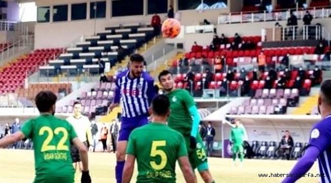 Afjet Afyonspor, Urfaspor Maçı 3-0 Bitti