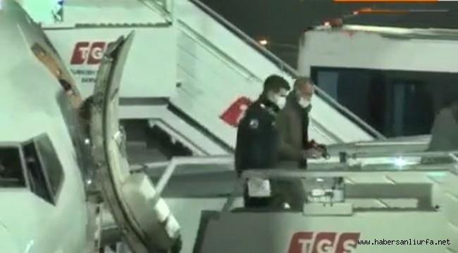 Pilot Şanlıurfa-İstanbul Seferini Yapan uçağa Polis Talep Etti