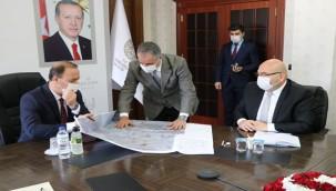 Şanlıurfa'da Arazi Toplulaştırma Planlaması Yapıldı