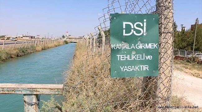 Şanlıurfa'da Sulama Kanalına Düşen Çocuk Yaşamını Yitirdi