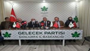 Şanlıurfa'daki Muhalefet Partileri Saldırıları Kınadı