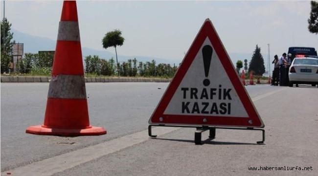 Siverek'te İki Otomobil Çarpıştı: 5 Yaralı